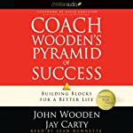 Coach Wooden's Pyramid of Success: Building Blocks for a Better Life | John Wooden,Jay Carty