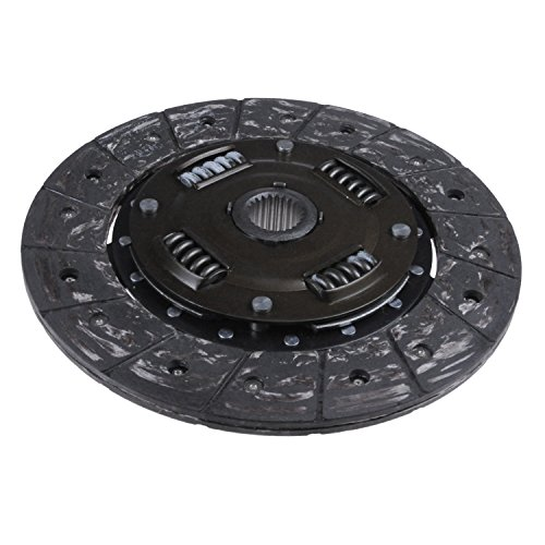 Blue Print ADM53126 Clutch Disc, pack of one: