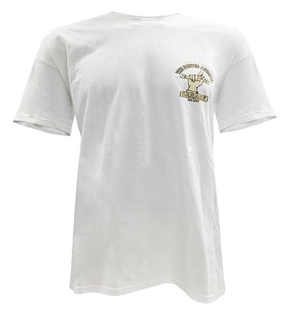Busted Knuckle Garage soldadura historias camiseta BK160: Amazon.es: Ropa y accesorios