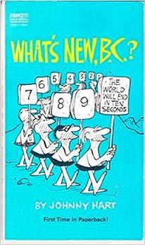 Ebook Descargar Libros What's New, B. C.? Epub En Kindle