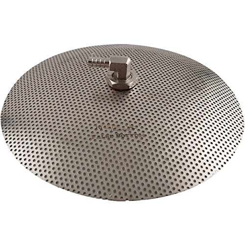 Stainless Steel False Bottom for Homebrew Pot: 10