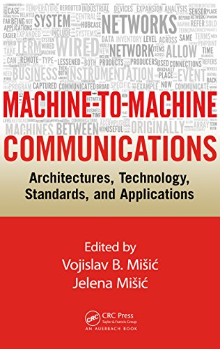 Download Machine-to-Machine Communications: Architectures, Technology, Standards, and Applications Pdf