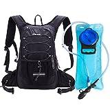 Dtown Hydration Pack Backpack Hiking Biking Running 2L...