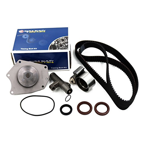 Timing Belt Water Pump Kit fits for 1998-2004 Chrysler Concorde, 300M, Intrepid, Prowler, LHS 199-2001 Plymouth Prowler, 1998-2004 Dodge Intrepid 3.5L V6 - Chrysler Intrepid Specifications