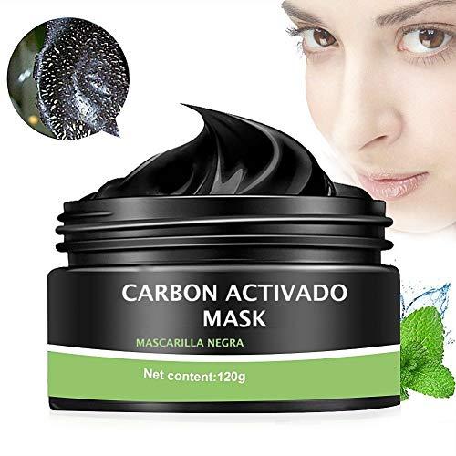 Carbon Activado Mask - Mascarilla De Carbon Activado Para Una Mejor Limpieza Facial