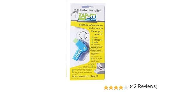 ZAP-IT - Alivio de mordida de mosquitos (1): Amazon.es: Salud y cuidado personal