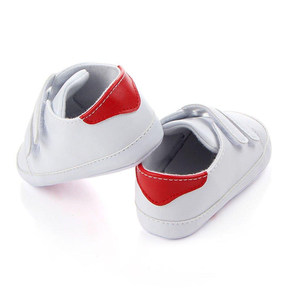 Lefthigh Infant Toddler Baby Boy Girl Soft Sole Crib Shoes Sneaker Newborn GN//12
