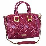 Steve Madden Women 'Bkendra' Tote Bag, Plum, Bags Central