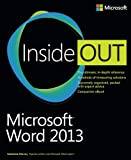 Microsoft® Word 2013, Murray, Katherine, 0735669074
