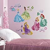 Amazon Price History for:Roommates Rmk2199Scs Disney Princess Royal Debut Peel And  Stick Wall Decals