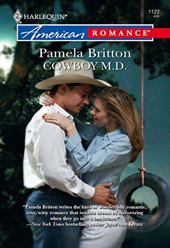 c43954deb90 Amazon.com  Cowboy M.D. (Mills   Boon American Romance) eBook ...