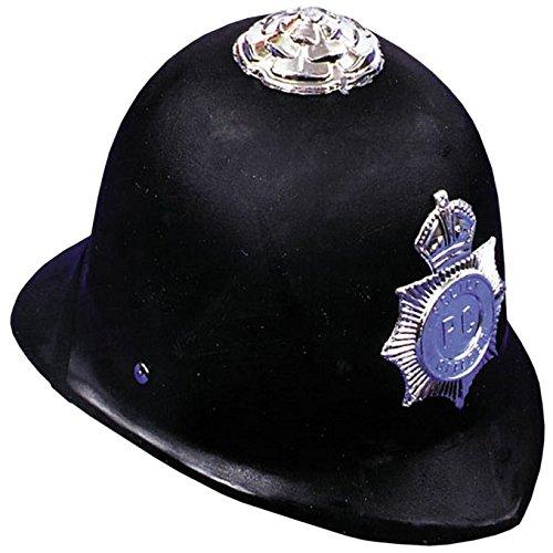 English Bobby Helmet Costume Accessory -