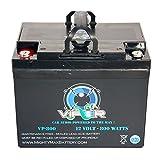 Best Odyssey 12 Volt Car Batteries - Viper VP-800 12V 800 Watt Replacement Battery Review
