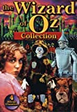 The Wizard of Oz Collection 4 Movie Pack