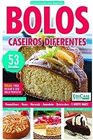 Cozinhando Sem Segredos Ed. 3 - Bolos Caseiros