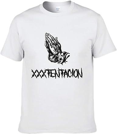 Xxxtentacion Camisetas Algodón Puro Manga Corta Deportes Top ...