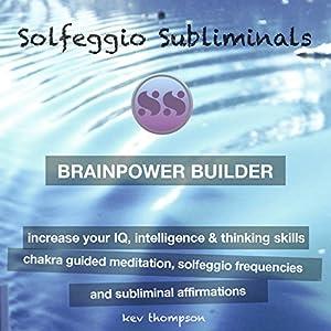 Brainpower Builder, Increase Your IQ, Intelligence & Thinking Skills Speech
