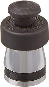 Vinod Cookers Pressure Regulator, Small, Black