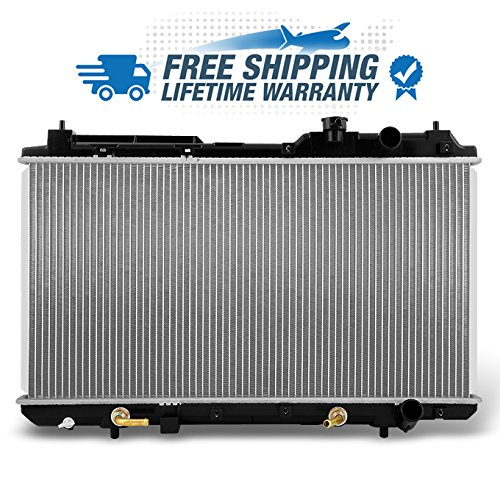 01 Honda Crv Radiator - For L4 2.0L 4 CYL Honda CRV CR-V SUV 2051 Aluminum Radiator Direct Bolt On Replacement Assembly