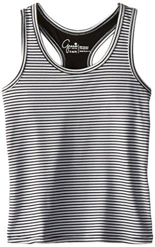 Soybu Girls Macy Tank Top, Optic Stripe, - Macys Colorado