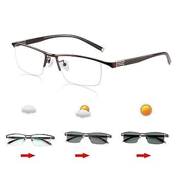 Gafas de lectura Gafas de sol fotocromáticas multifocales ...