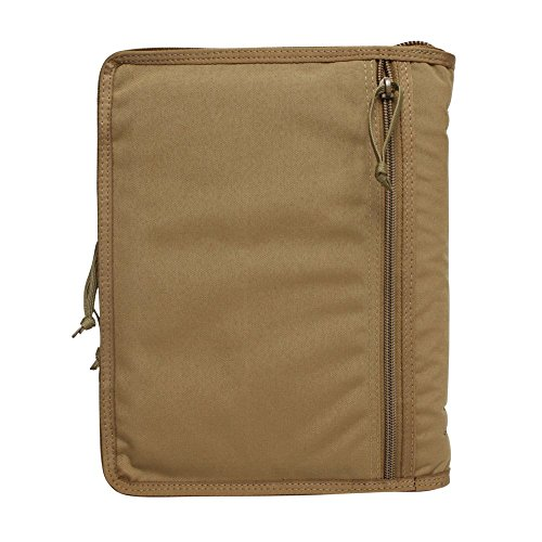 Tactical 3-Ring Binder Cover, Military Field Admin & Map