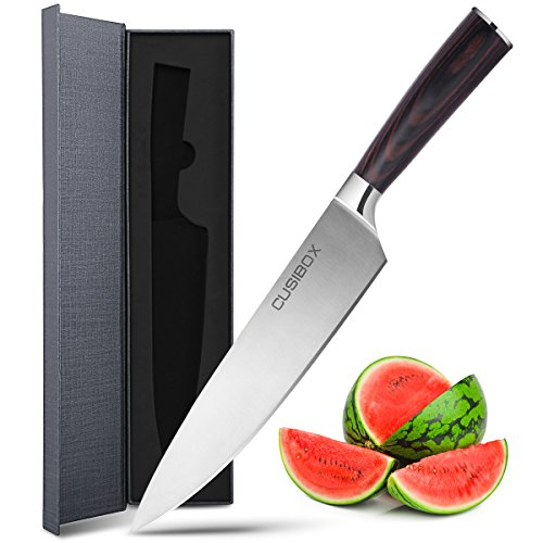 #RankBoosterReview #Sponsored  #Chef Knife, CUSIBOX 8 inch Kitchen Knife