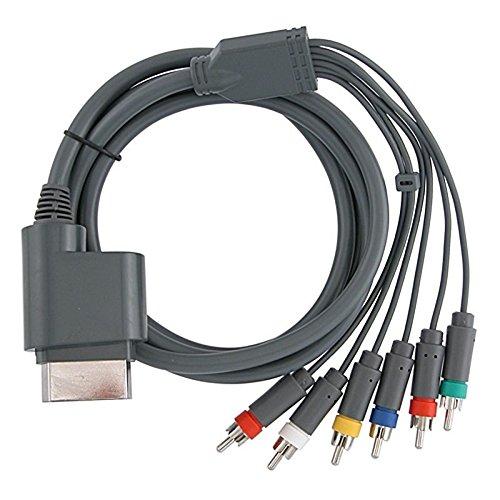 Hd Tv Component Composite Audio Video Av Cable Cord for Micr
