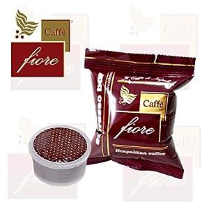 2000 Capsule Caffè fiore Espresso BAR miscela Intensa e Cremosa classica Napoletana Compatibili cialde caffè Lavazza Espresso Point