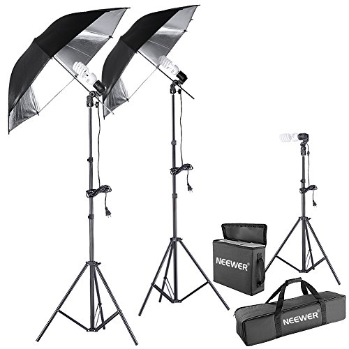 Neewer Umbrella Continuous Lighting Photography
