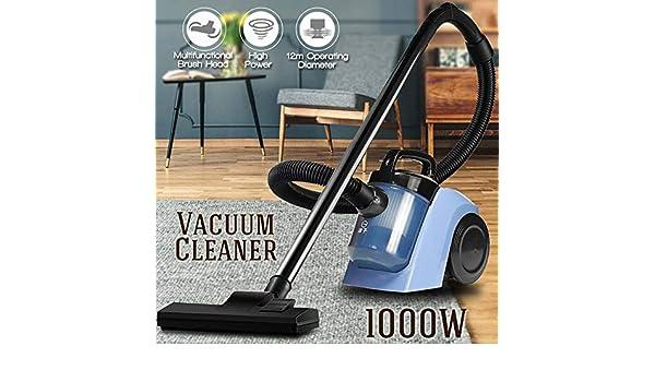 NO BRAND 1000W de Mano Fuerte succión Inicio aspiradora portátil Aspiradora colector de Polvo del Aspirador de Mano Inicio: Amazon.es: Hogar