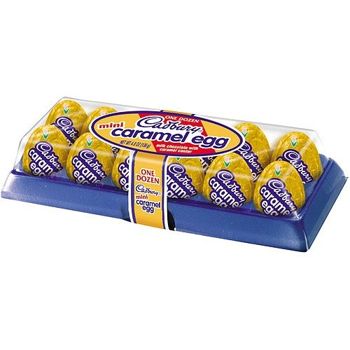 Cadbury Mini Caramel 12 Count 4 8 Ounce product image