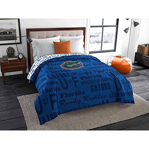 NCAA Florida Gators Anthem Twin/Full Bedding Comforter Only