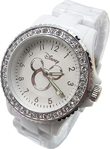Disney Limited Edition Modern Watch Mickey Mouse w/Australian Crystals. Modern XL Display.Lightweight (1)