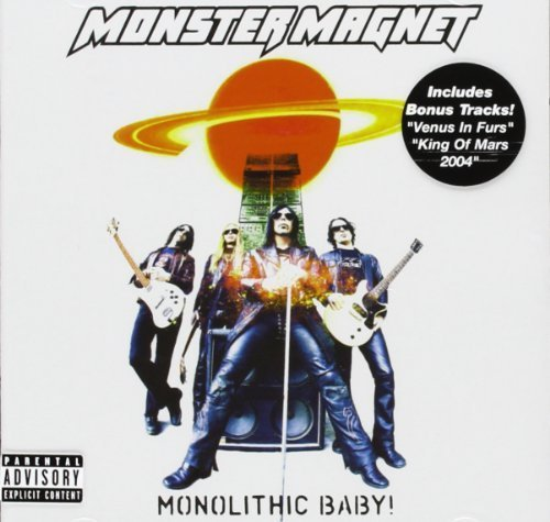 Monolithic Baby by MONSTER MAGNET (2010-01-01)