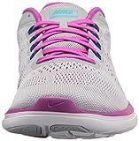 NIKE Women's Flex 2016 RN Running Shoe, Wolf