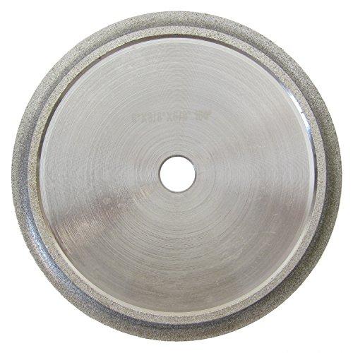 Bull Tile - Archer USA 6 in. x 3/8 in. Demi Bull Nose Profile Wheel for Tile Edge Profiling