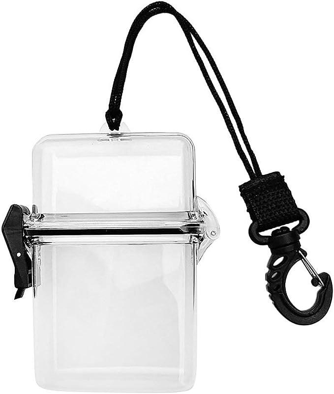 SGersste - Caja de buceo impermeable para kayak, caja seca ...