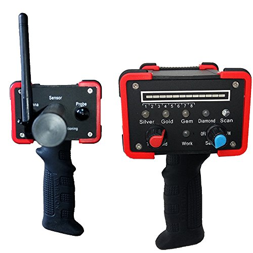 Amazon.com : Black Hawk Metal Detector GR100 MINI Long Range ...