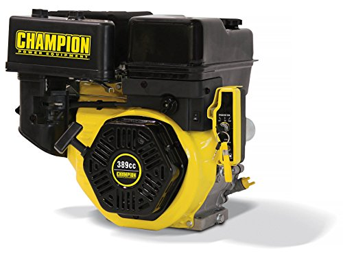Champion 389cc General Purpose Horizontal Replacement Engine with Electric Start ()