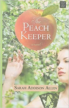 The Peach Keeper (Center Point Platinum Romance (Large Print))