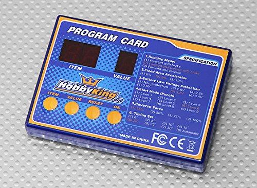 豪華で新しい HobbyKing Boat ESC ESC Boat Programming HobbyKing Card B00USQXYC2, 千代川村:3918fee7 --- diceanalytics.pk