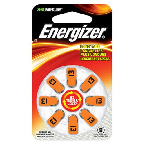 Energizer Batteries AZ13DP Hearing Count