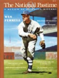 The National Pastime, Society for American Baseball Research Staff, 0910137854