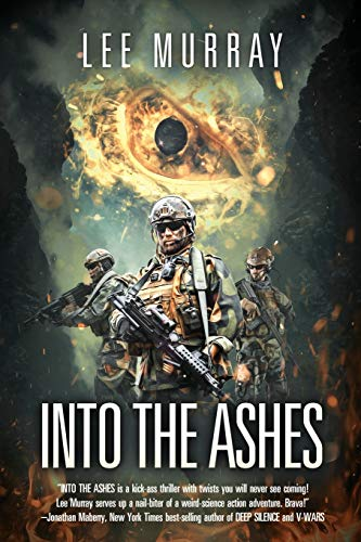 Book Cover: Into The Ashes