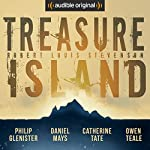 Treasure Island: An Audible Original Drama | Robert Louis Stevenson,Marty Ross - adaptation