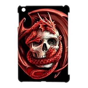 Red Dragon Phone Case For iPad Mini [Pattern-1]