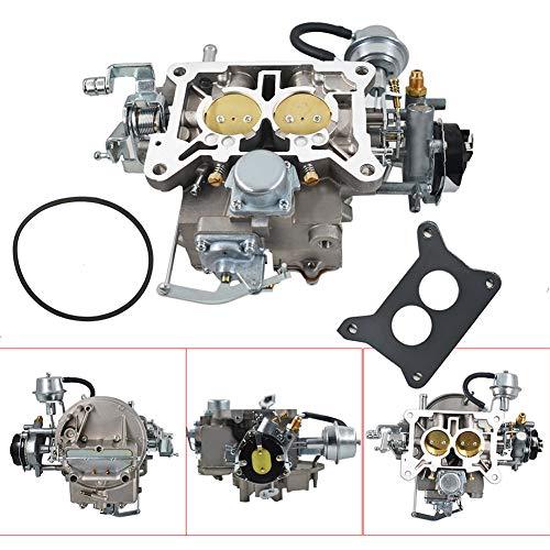Autoparts 2-Barrel Carburetor Carb 2100 for Ford 289 302 351 Cu Jeep 360 Engine 1964-78 ()