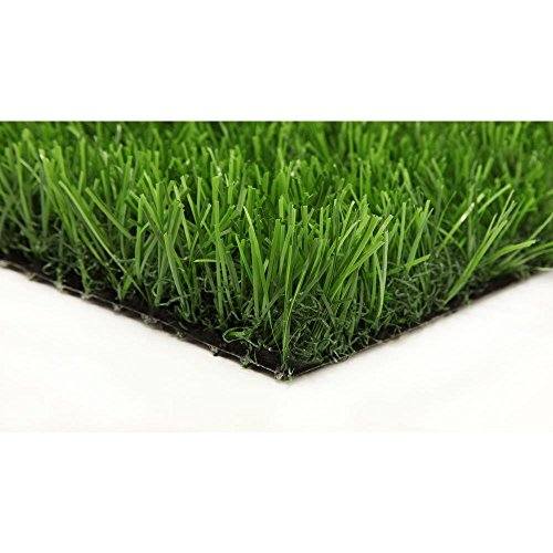 GREENLINE Classic Premium 65 Spring 15 ft. x Your Length Artificial Synthetic Lawn Turf Grass Carpet for Outdoor Landscape by GreenLine