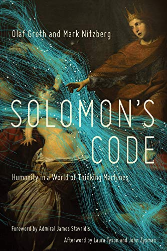 Pdf Computers Solomon's Code: Humanity in a World of Thinking Machines